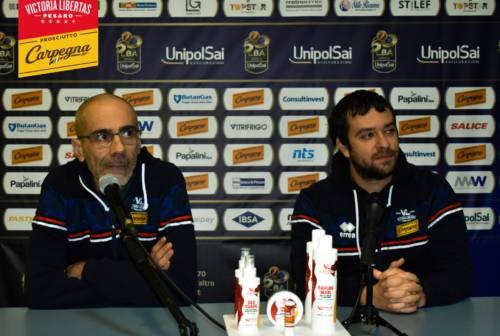 Basket, VL Pesaro a Cremona senza Repesa
