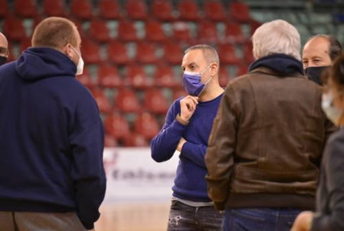 Futsal, l'Italservice Pesaro è la nuova capolista. Patron Pizza: «Non abbassiamo la concentrazione»