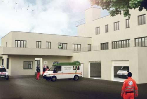 Castelfidardo, un grande progetto in serbo per l'ex casa di riposo Mordini