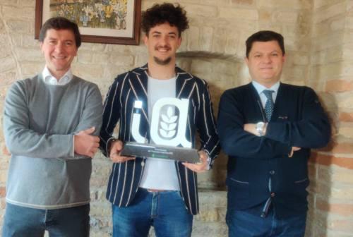 Castelfidardo, premio nazionale per l'innovazione a un'azienda agricola