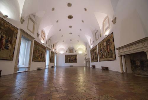 Gli arazzi di Raffaello in mostra a Palazzo Ducale di Urbino