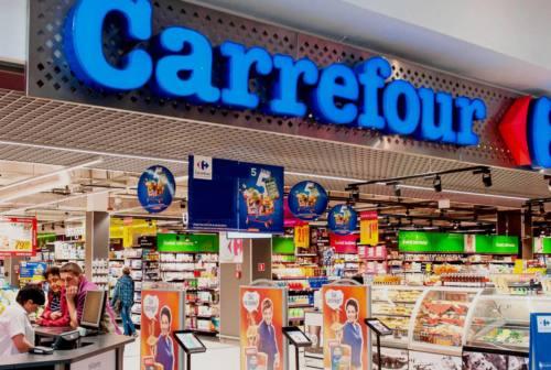 Nuova mazzata sui centri commerciali dell'Anconetano, chiude il Carrefour di Camerano
