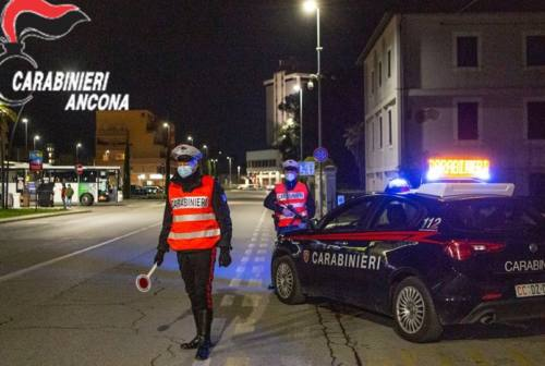 Clandestino fermato a Senigallia dai carabinieri: denuncia e sanzione