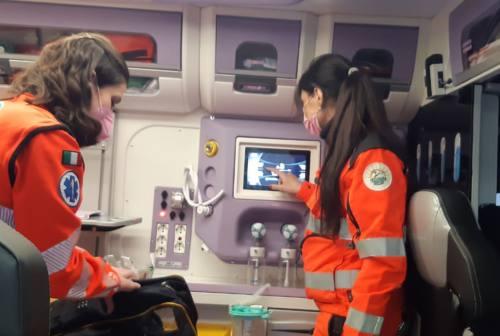 Benvenute Charlie e Sierra, le due nuove ambulanze per la Croce gialla di Falconara