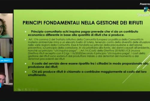 Rifiuti, modalità di raccolta a confronto nella conferenza del Forum dei Beni Comuni della Provincia di Pesaro-Urbino