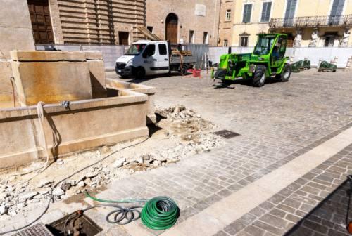 Jesi, fontana dei Leoni: a maggio la decisione del Tar sul ricorso dei contrari allo spostamento