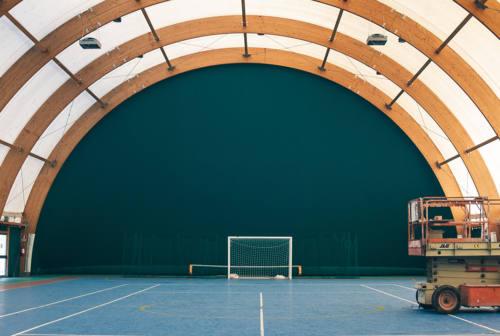 """Cartoceto, oltre 60 mila euro per l'adeguamento dell'impianto sportivo """"Omar Sivori"""""""