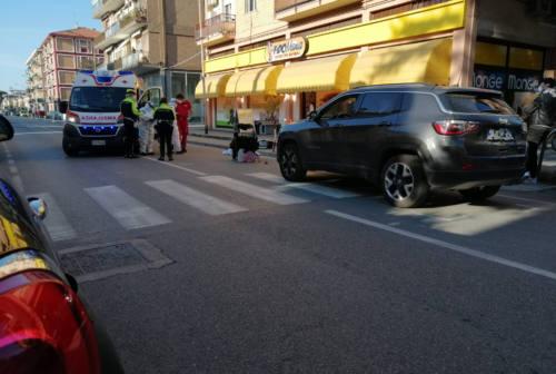 Pesaro, morto disabile in carrozzina elettrica investito da una jeep