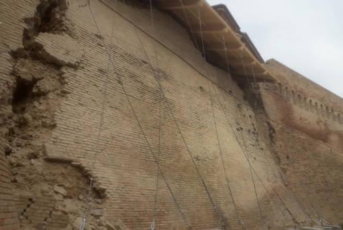 Corinaldo, il sindaco scrive al ministro Franceschini per le mura: «Da soli non possiamo farcela»
