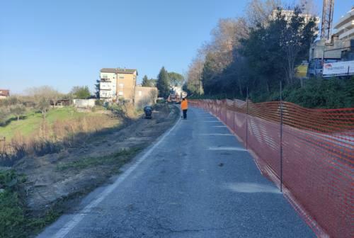 Corridonia, lavori da 200 mila euro per il risanamento della frana