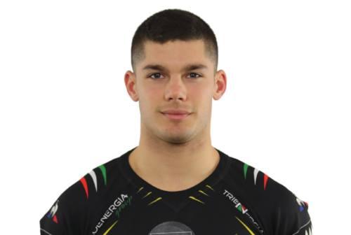Ratko Jelic, c'è un leone del Rugby Jesi nel Top 10