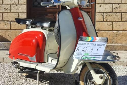 San Benedetto, le riprese del film con Marcorè verso la fine. In inverno in onda su Rai Uno