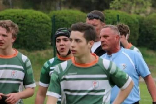 Rugby Jesi, Simone Faccenda fra U18 e U10: «Giocatore e allenatore, è adesso che si migliora»