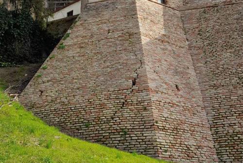 Serra de' Conti, presto una relazione sulle mura del paese