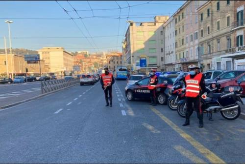 Zona rossa e droga, controlli a tappeto dei carabinieri nelle Marche