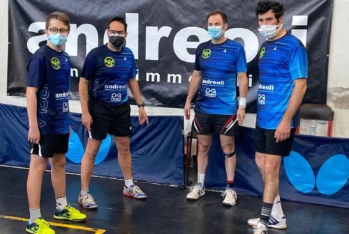 Tennistavolo: Jesi, Camerino, Senigallia e Sant'Elpidio a Mare si giocano la Coppa Italia regionale