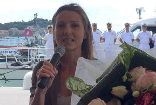 Valentina Vezzali sottosegretario allo Sport del governo Draghi
