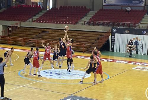 Basket, la The Supporter Jesi batte Mestre e gli infortuni