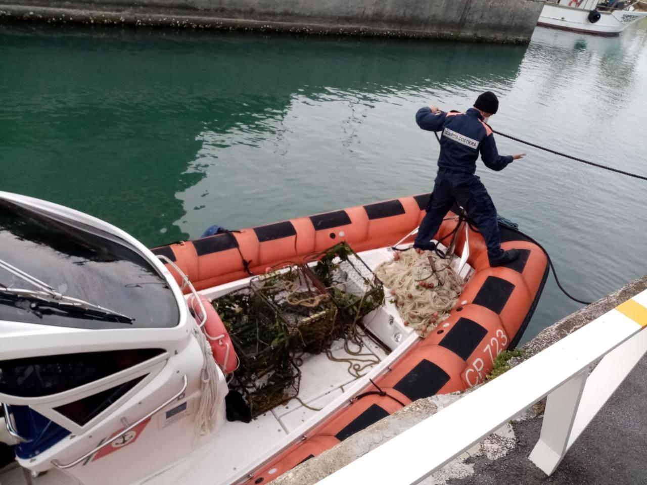 Sequestro, Marina di Montemarciano