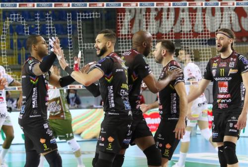 Volley, playoff scudetto: la Cucine Lube è al match point per la finale