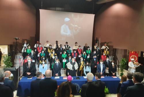 Politecnica delle Marche, inaugurazione anno accademico. Gregori: «Senza ricerca non c'è creazione di valore pubblico» – VIDEO