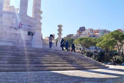 Ancona ricorda la Liberazione. Cerimonia al monumento del Passetto