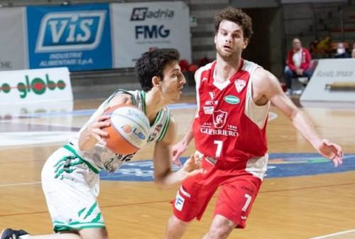 Basket, Campetto Ancona show: Padova è annientata al Palaprometeo