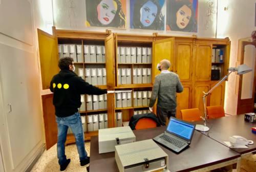 Jesi, al via il riordino dell'archivio di Valeria Moriconi