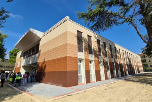 La scuola Brancati di Pesaro è la più ecosostenibile d'Europa e la terza al mondo