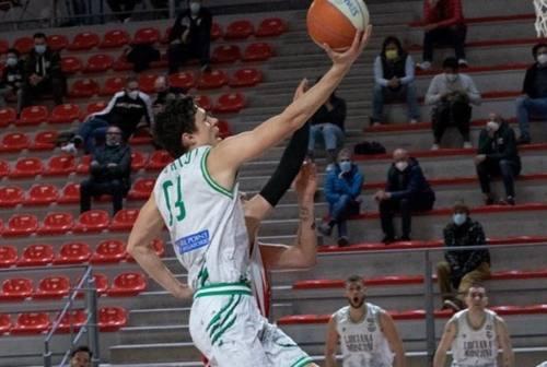 Basket, il Campetto Ancona si riscatta e mette i play-off nel mirino