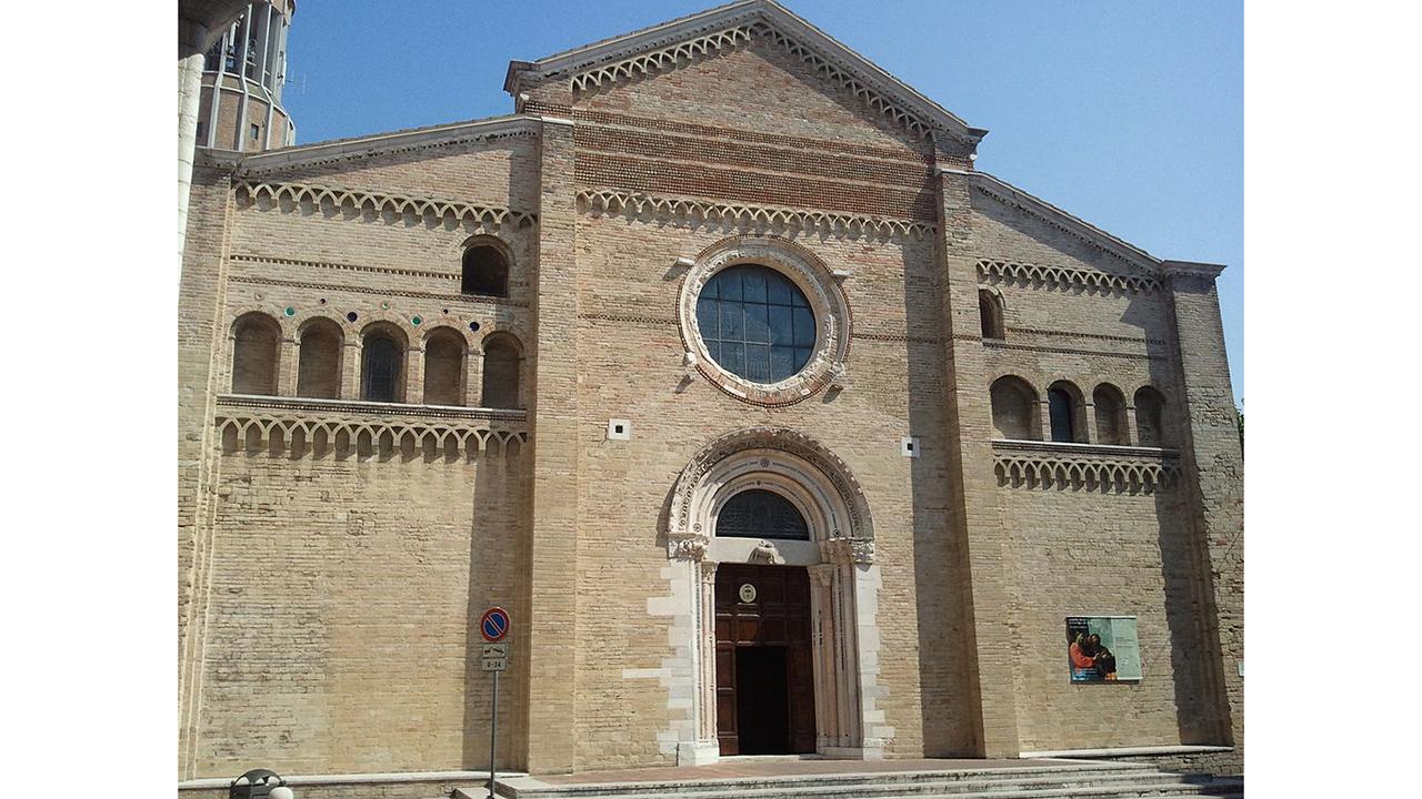 Cattedrale di Santa Maria Assunta di Fano.