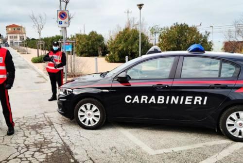 Fano, controlli anti Covid, droga e bici rubate: tanti gli interventi dei carabinieri