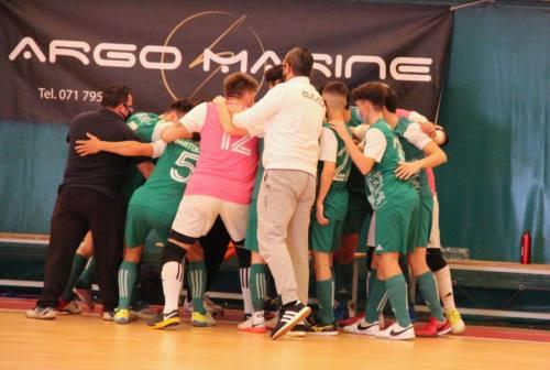 Futsal, l'ASKL non passa a Corinaldo: il Cus Ancona è in Serie A2