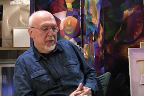 Ascoli in lutto: è morto il pittore Dante Fazzini