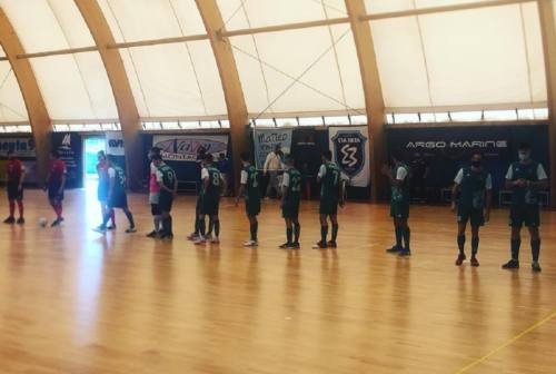 Futsal B, per il Cus Ancona la Serie A2 è rinviata. A Fano vince l'Etabeta