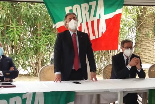 Elezioni a San Benedetto, Battistoni: «Piunti è l'unico candidato del centrodestra»