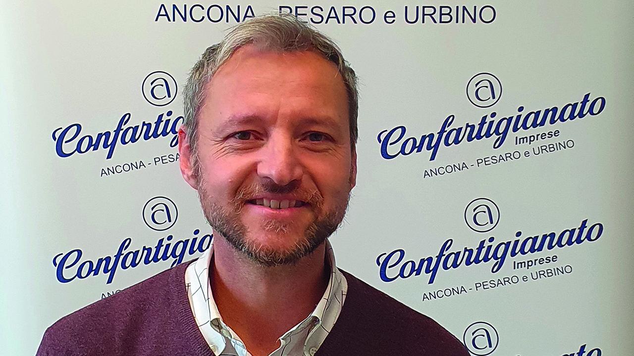 Giacomo Cicconi Massi, responsabile territoriale della Confartigianato Senigallia