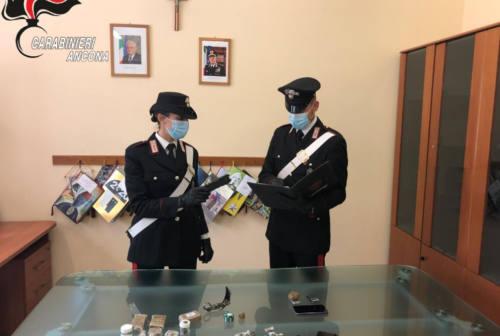 «Bistrot», altri quattro arresti dei Carabinieri nell'Anconetano. Rinvenute droga e armi