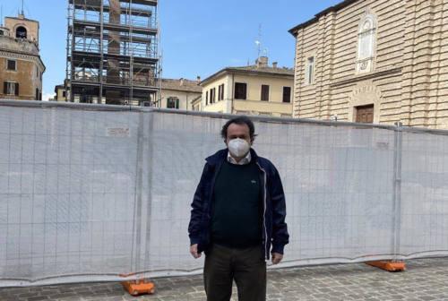 Jesi, fontana dei Leoni: Andrea Pieralisi pensa a una class-action