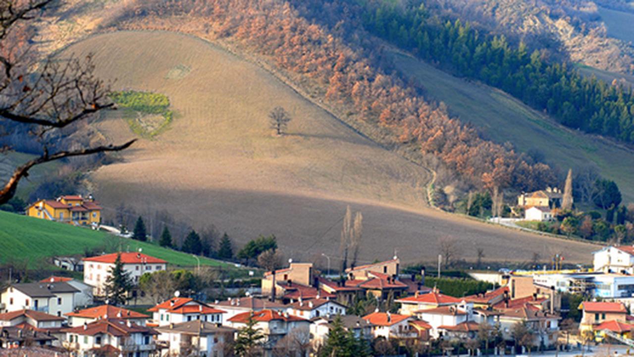 Il comune di Lunano (Fonte visitriminipesarourbino