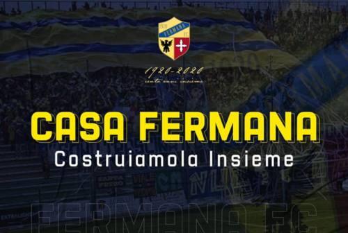 """Calcio, prende il via la campagna di crowdfunding """"Casa Fermana"""""""