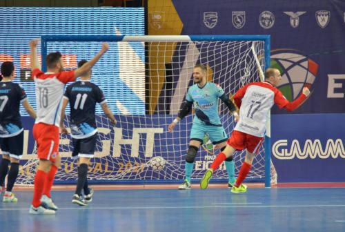Futsal, Final Eight di Coppa Italia: l'Italservice Pesaro vince col Pescara e vola in semifinale