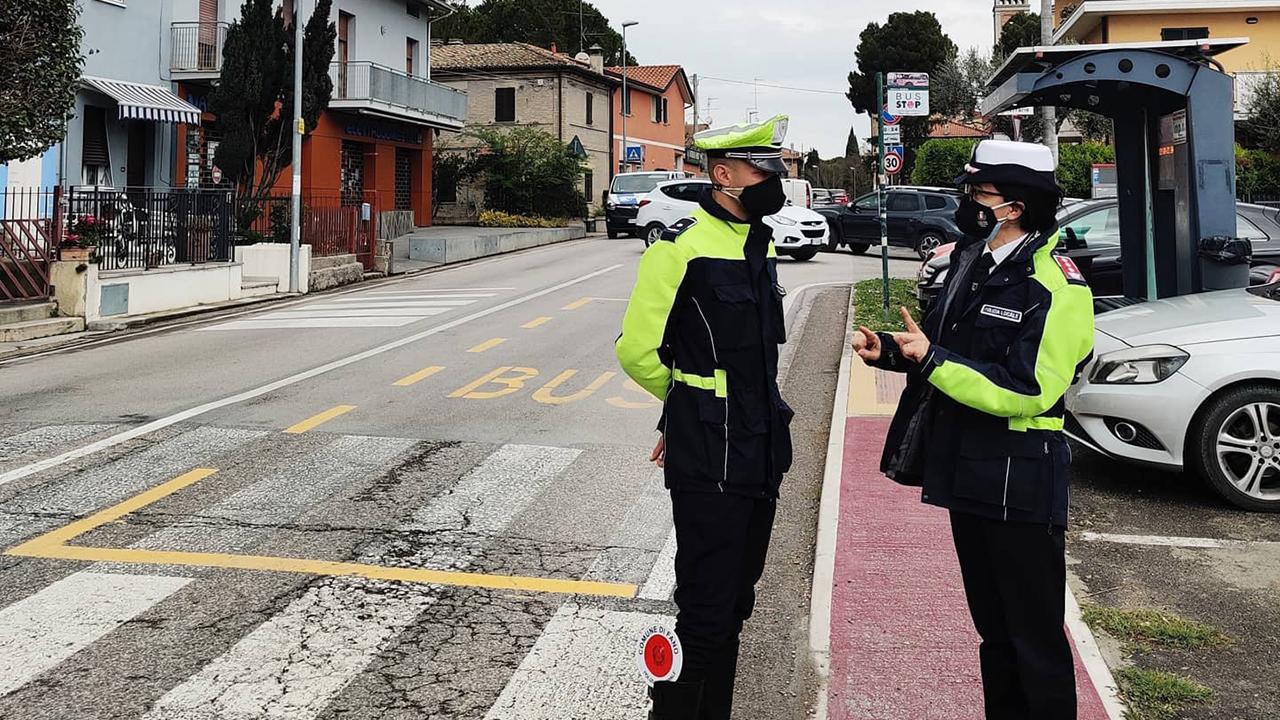 La Polizia di Fano attenziona le zone più a rischio