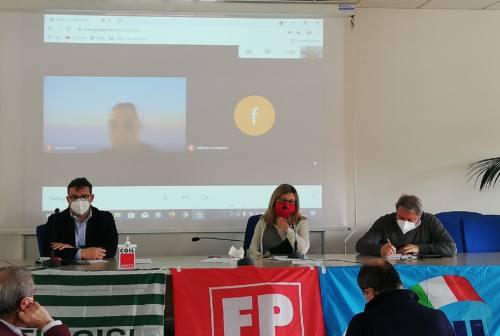 Ancona, sindacati alla vigilia del vertice Ata: «Sui rifiuti serve un'azienda di gestione unica e pubblica»