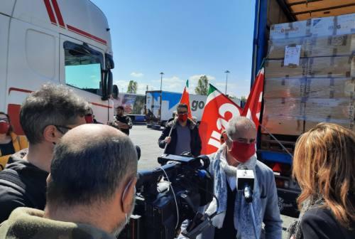 [R]accolgo: dal porto di Ancona un carico di aiuti umanitari per le persone della «Rotta Balcanica»