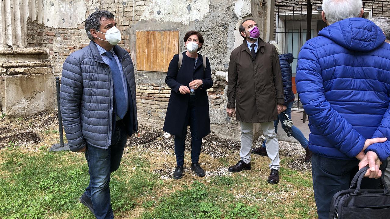 La visita del Senatore Nencini a Fano