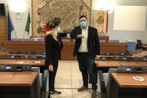La discussione di laurea? In Comune a Pesaro davanti ai propri cari
