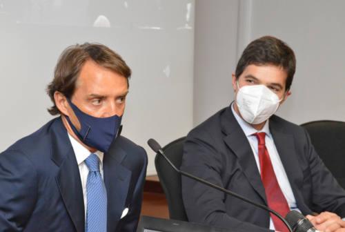Vittoria Azzurri, nelle Marche arriva un evento con il ct Mancini: «Un momento per condividere il successo»