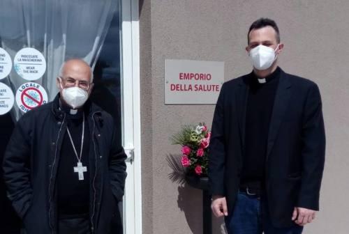 Caritas Fabriano, inaugurato  l'Emporio della salute: farmaci per i bisognosi