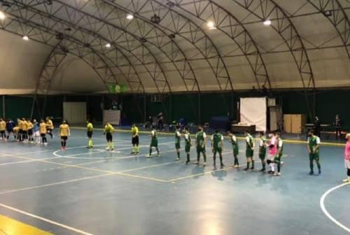 Futsal B, spicca il derby tra Cus Ancona e Montesicuro Trecolli